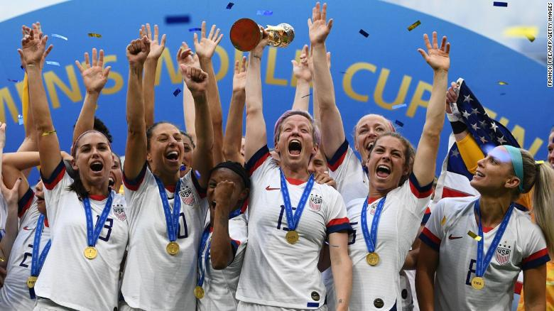 Why Isn't Soccer Giant Megan Rapinoe Starting For USA Today? 190707133025-31-world-cup-final-exlarge-169