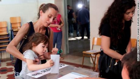 Greek voters delivered a U-turn, rejecting economic populism and turning towards pragmatism.