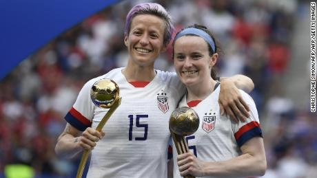 As football's champions for equality, USWNT to be admired in its fight for lasting change