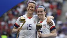 Women's World Cup: As champions for equality, USWNT to be admired in its fight for lasting change