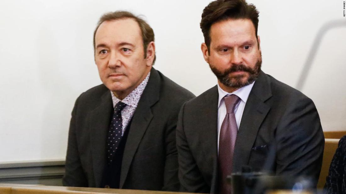 Charge against Kevin Spacey dropped after alleged victim pleads the 5th