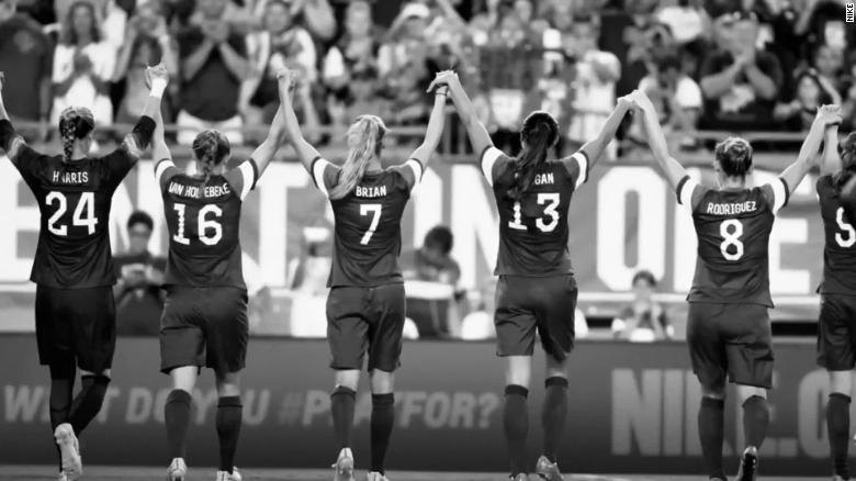 Watch the Nike ad starring the US women's soccer team