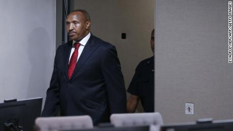 Bosco Ntaganda, warlord known as 'Terminator,' convicted of war crimes