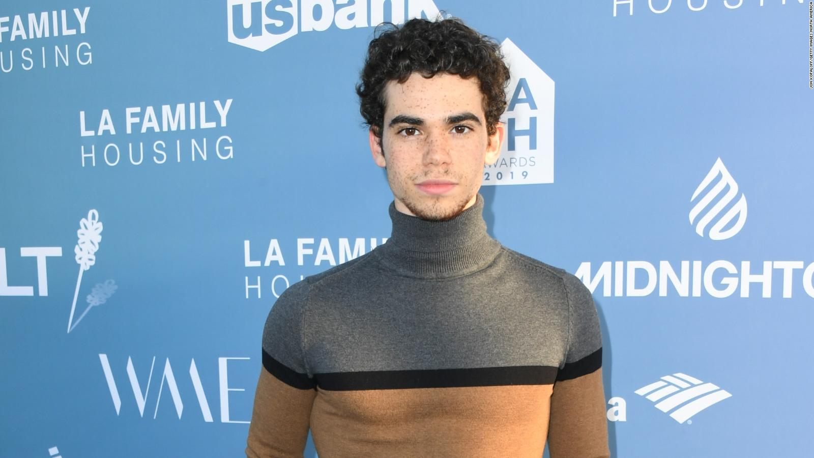 Descendants 3 Disney Channel Dedicates The Premiere To Cameron Boyce Cnn