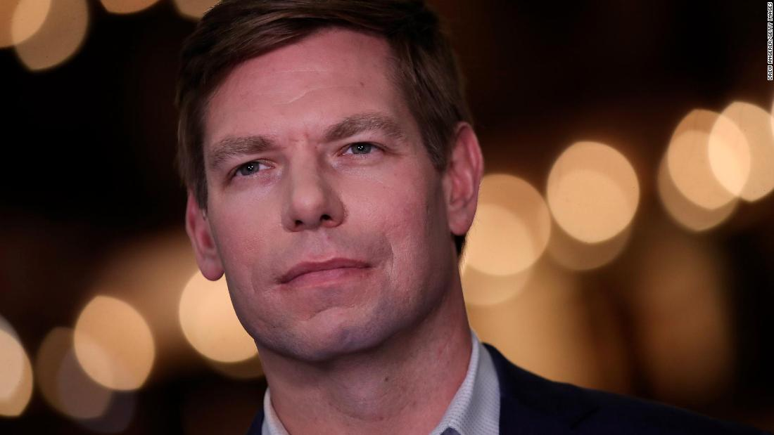 House impeachment manager Eric Swalwell sues Trump and close allies over Capitol riot in second major insurrection lawsuit – CNN