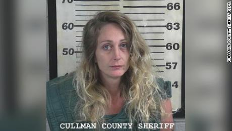 Police say Erica Cole accidentally shot her husband Saturday.