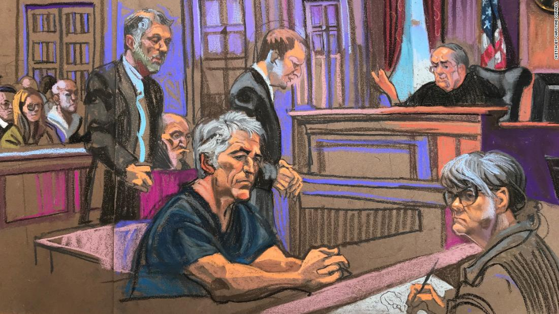 Jeffrey Epstein operated a vast sex-trafficking network of underage girls who recruited other victims, prosecutors say