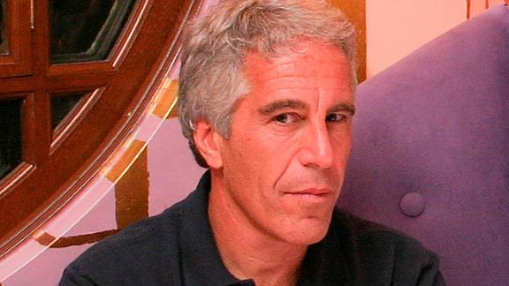 Billionaire Jeffrey Epstein in Cambridge, MA on 9/8/04. Epstein is connected with several prominent people including politicians, actors and academics. Epstein was convicted of having sex with an underaged woman. (Photo by Rick Friedman/Corbis via Getty Images)