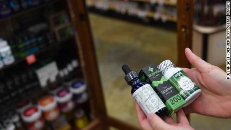 CBD product sales are booming. Now the FDA needs to weigh in