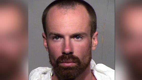 Michael Adams has been charged with first-degree premeditated murder.