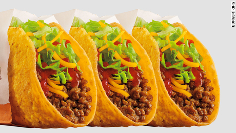 Burger King now sells $ 1 taco across the country. Here's why