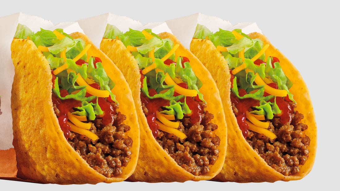 Burger King is selling tacos for a limited time.