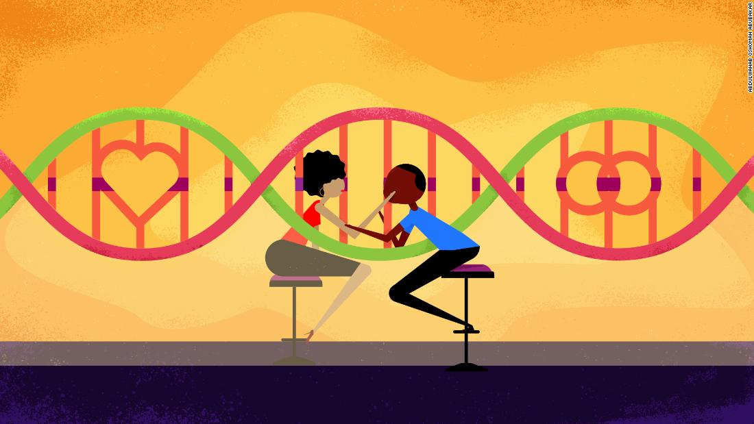 In Nigeria, your genetic makeup can decide if you get a second date