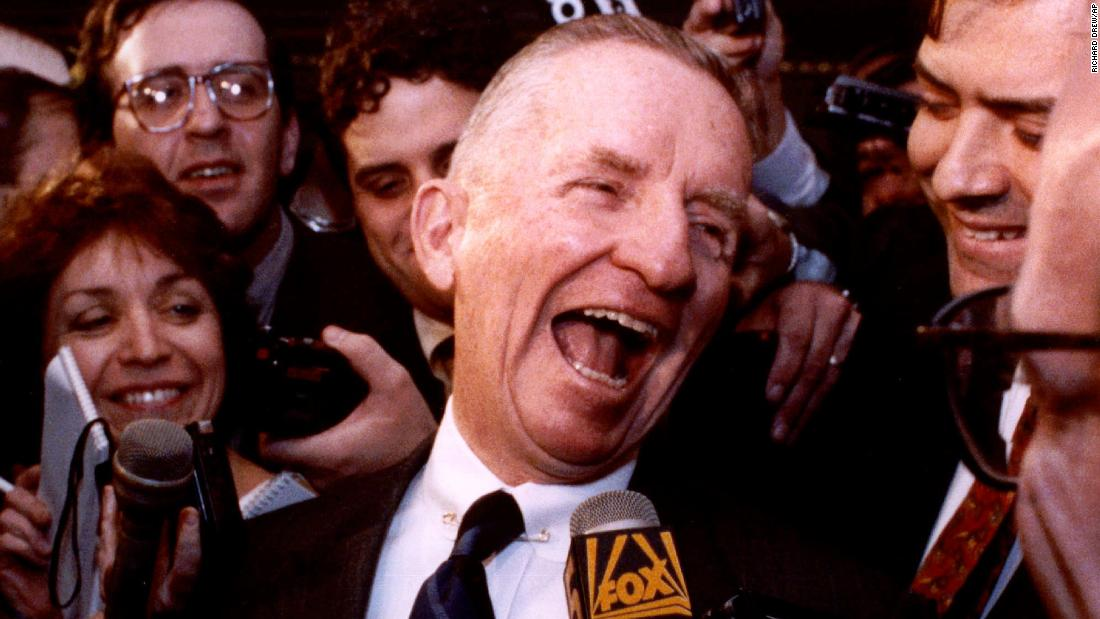 Why Ross Perot's presidential run was so important