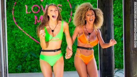 15cc990c9cd Love Island' review: CBS offers tedious addition to reality dating ...