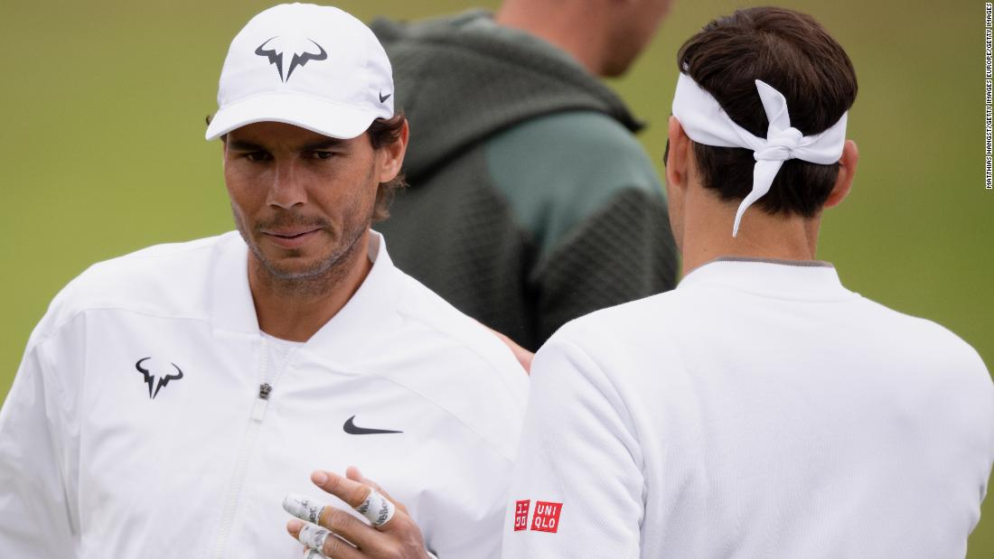 Federer and Nadal one win away from rematch