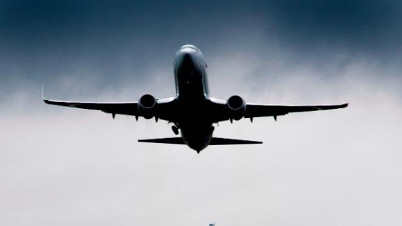 The aviation industry accounts for 2% of man-made carbon dioxide emissions.