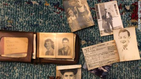 More than a dozen wallets from the 1940s were found in the old Centralia High School building.
