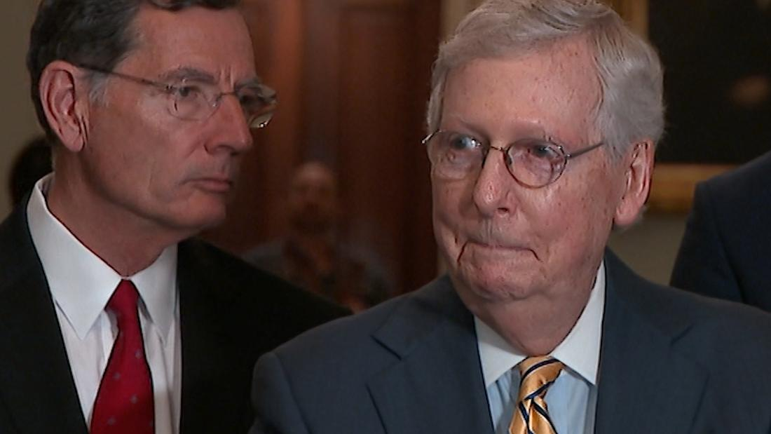 Mitch McConnell: Obama and I are 'both descendants of slaveholders'