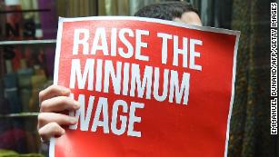 A $15 minimum wage started as a slogan  Now it's passed the