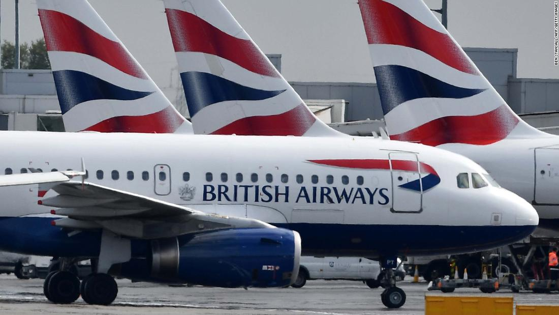 British Airways cancels flights to Cairo for 7 days; Lufthansa does the same, for 1 day