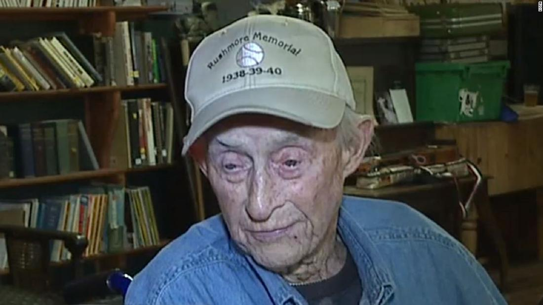 The last Mount Rushmore carver has died at 98