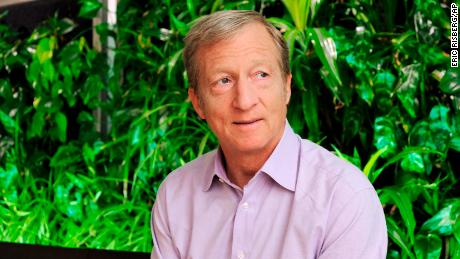 In photos: Presidential candidate Tom Steyer
