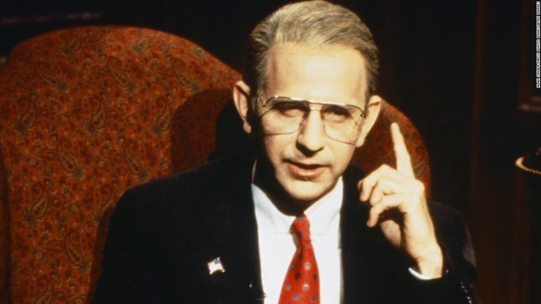 Ross Perot loved it when Dana Carvey made fun of him on 'SNL'