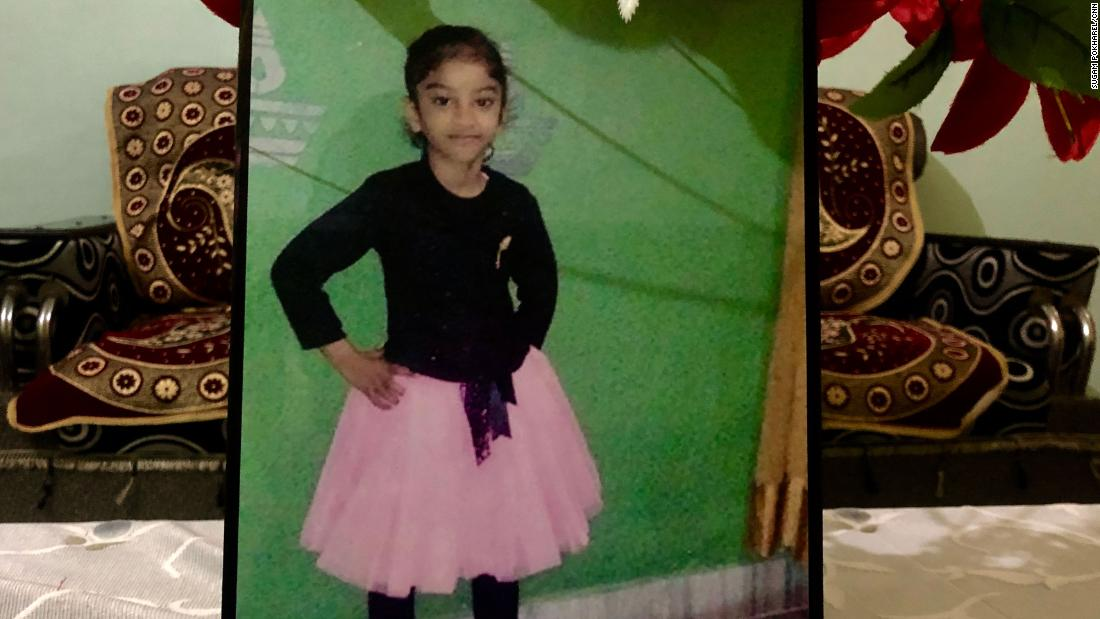 This 6-year-old from India died in the Arizona desert. She loved dancing and dreamed of meeting her dad