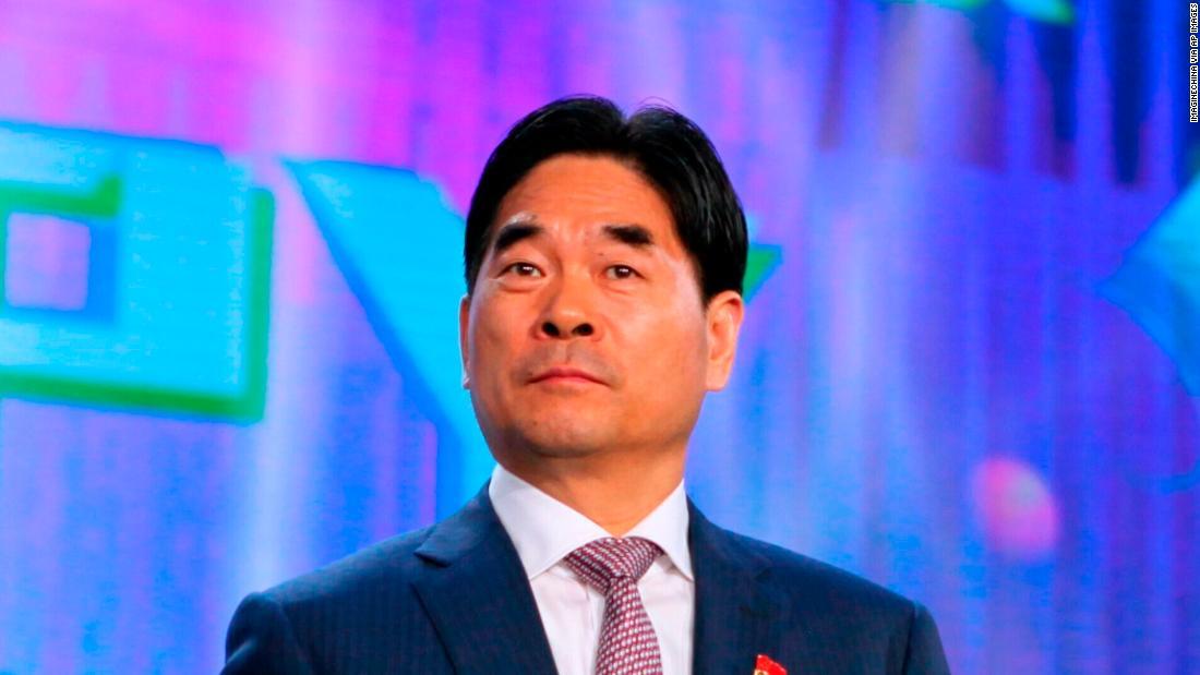 Chinese real estate billionaire Wang Zhenhua arrested for alleged child molestation