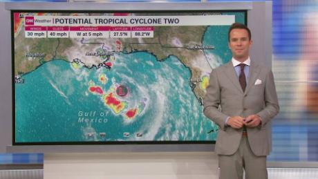 Tropical Storm Barry to form in Gulf of Mexico today - CNN Video on