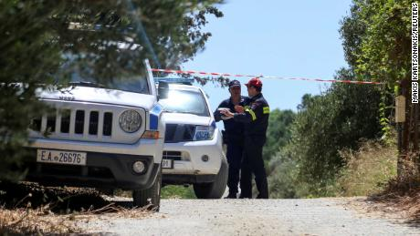 American scientist who went missing on Crete was asphyxiated, Greek police say. Homicide investigation launched
