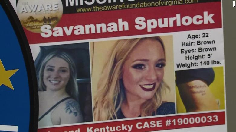 Savannah Spurlock has been missing since January 4, 2019.
