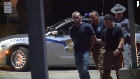 David Sparks was arrested Thursday in connection with the search for Savannah Spurlock.