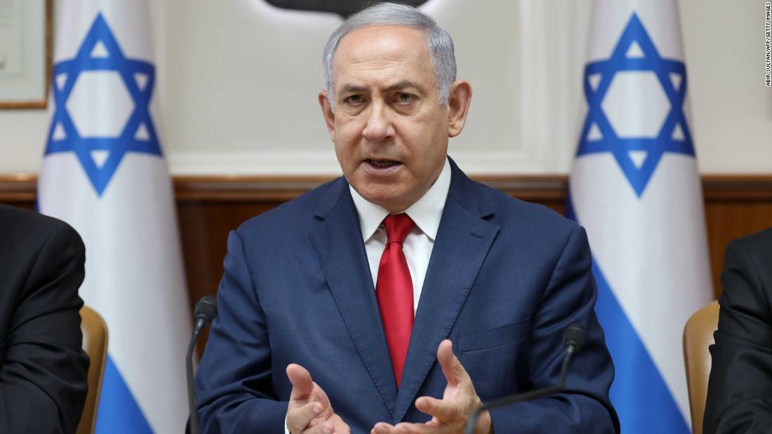 Netanyahu says Israel will annex parts of West Bank 1
