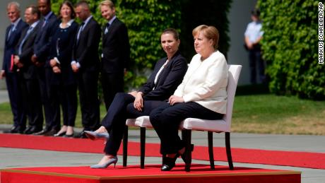 Merkel says she's taking care of herself. But what should we know about a leader's health?