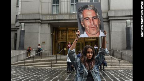 Prosecutors allege horrific crimes against girls by well-connected Jeffrey Epstein