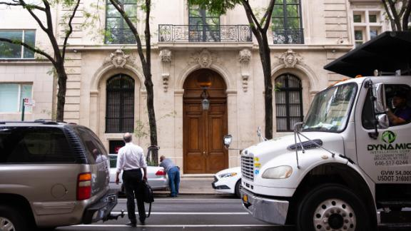 Jeffrey Epstein's attorneys have proposed he be held at his $77 million residence on the Upper East Side of Manhattan prior to his trial.