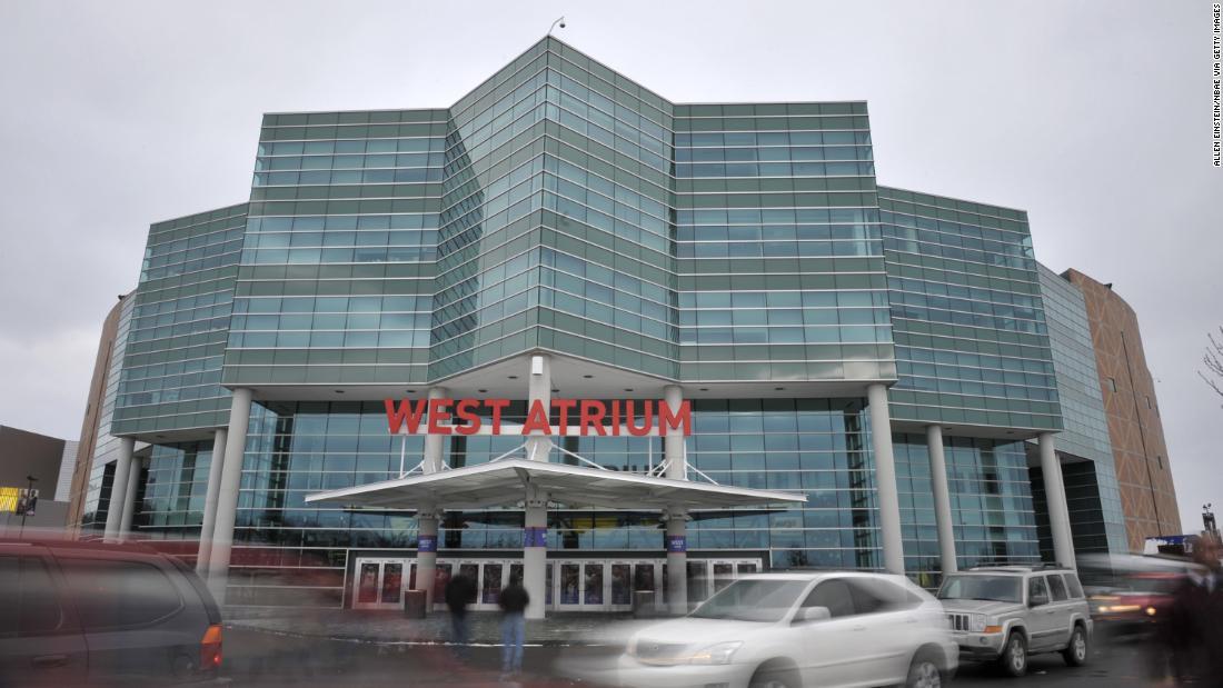 Detroit Pistons Palace Of Auburn Hills Auctioning Off