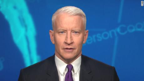 Cooper: Trump does this when he's blocked on something
