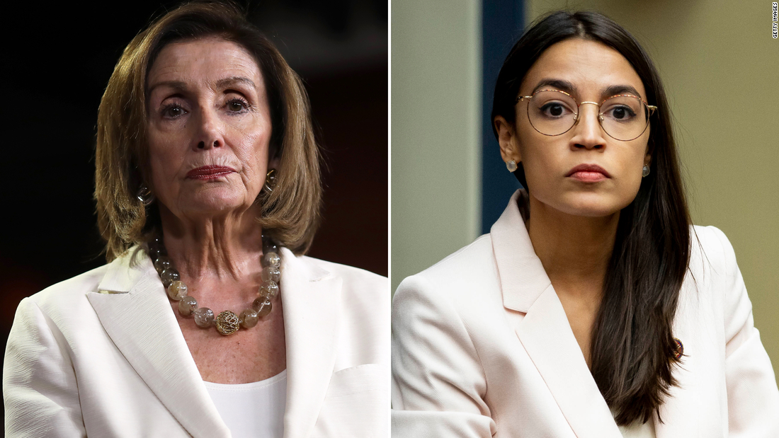 Ocasio-Cortez calls Pelosi's 'singling out' of Democratic women of color 'disrespectful'