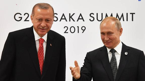 Russian President Vladimir Putin is delighted to have helped to drive a deeper wedge between Turkey and the US.