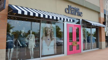 Charming Charlie is closing all of its stores.