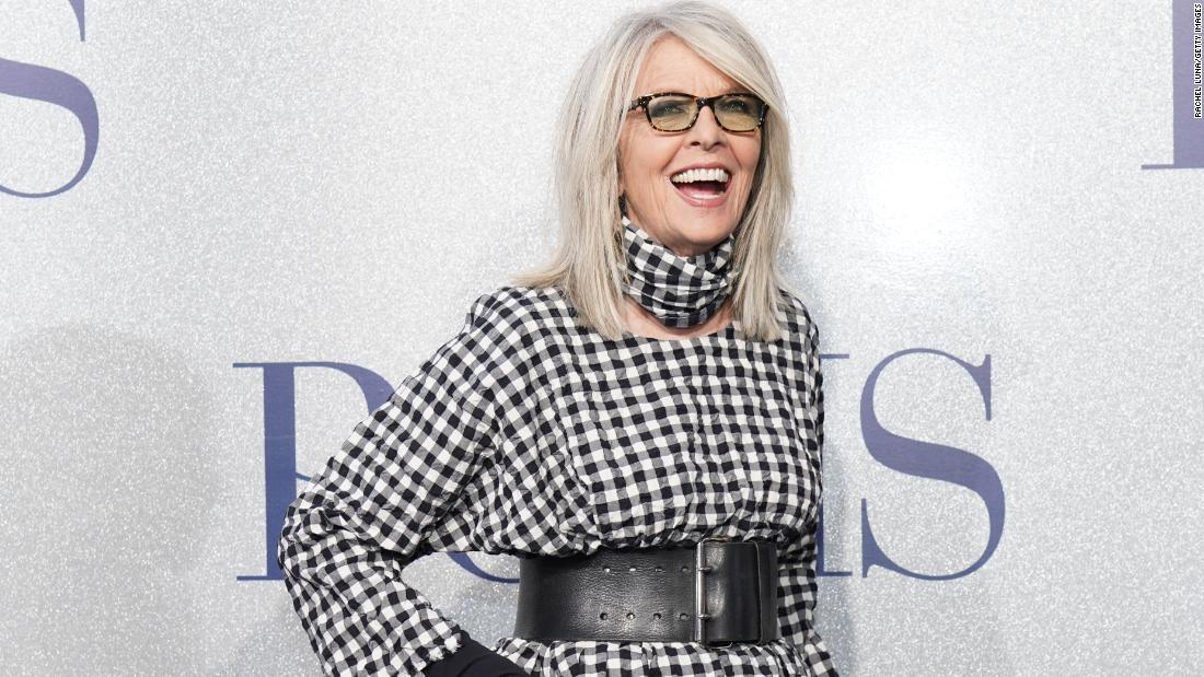 Diane Keaton hasn't had a date in 35 years