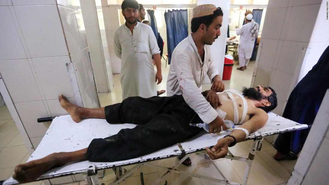 Child suicide bomber kills five, injures 40 in wedding attack