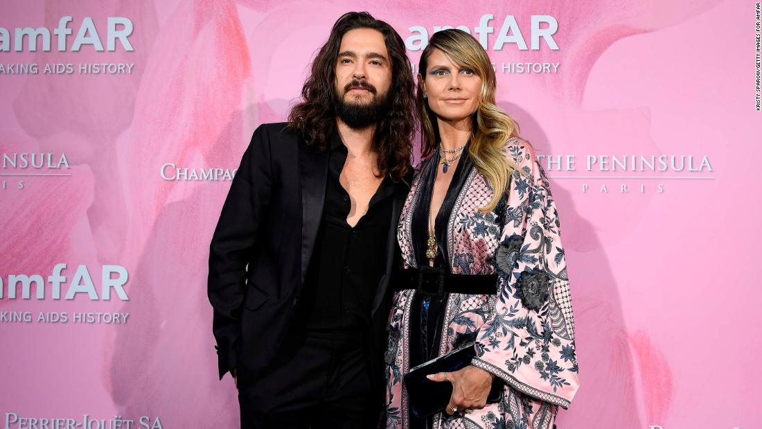 "Tom Kaulitz and Heidi Klum have reportedly pulled one over on us. <a href=""https://people.com/style/heidi-klum-tom-kaulitz-married/"" target=""_blank"">According to People magazine </a>the couple got married in February 2019, two months after the Tokio Hotel musician proposed to the supermodel/TV personality."