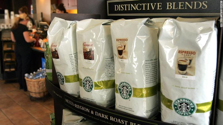 Starbucks is working to reach customers at home and in its cafes.