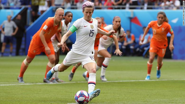 USWNT star Megan Rapinoe fears the coronavirus pandemic has ended ...