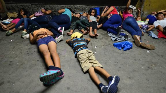 Separated migrant children suffered trauma, serious mental