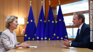 Ursula von der Leyen: Europe's likely next leader warned